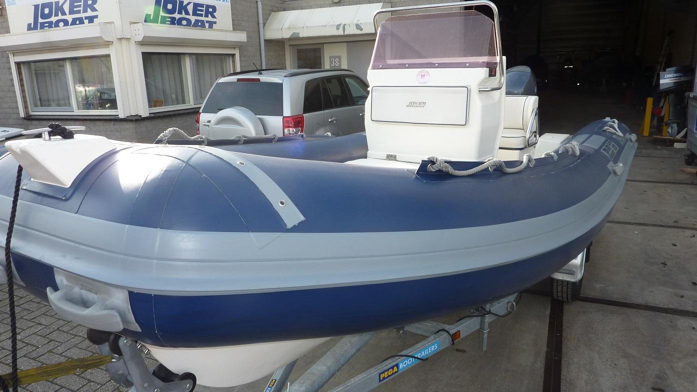 Joker Coaster 470 met Yamaha F50