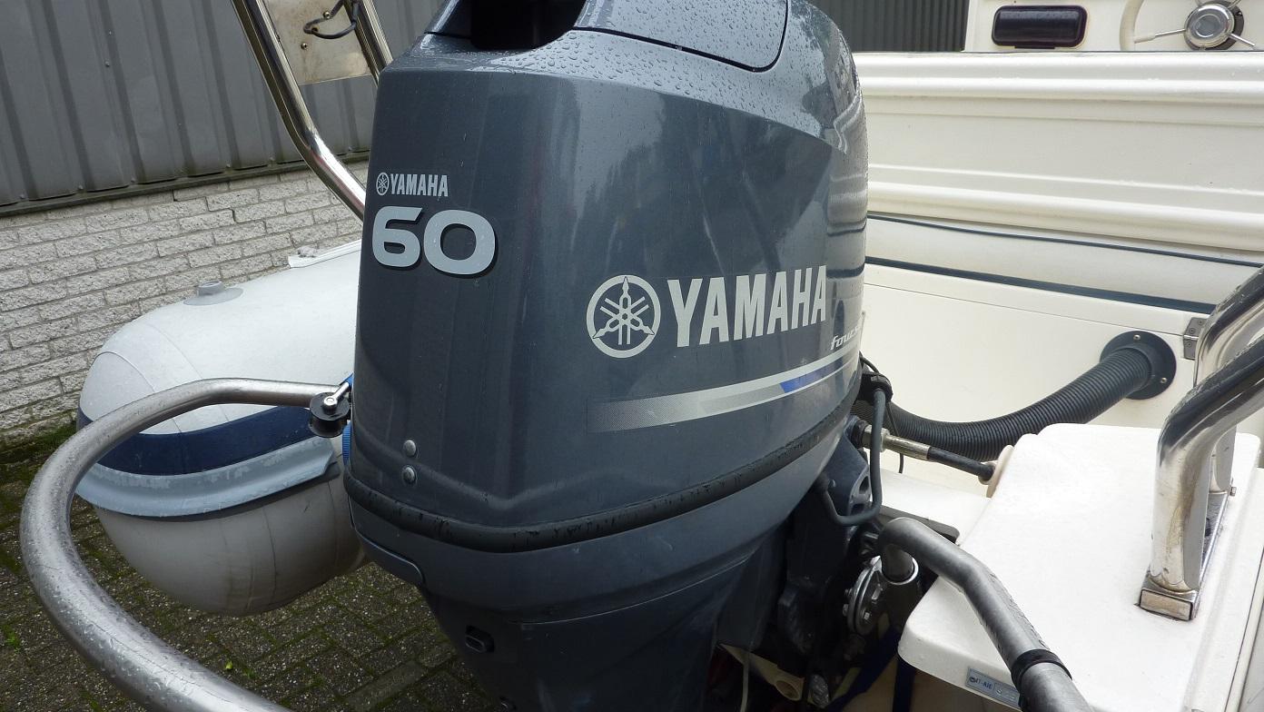 Joker Coaster 470 Yamaha F60