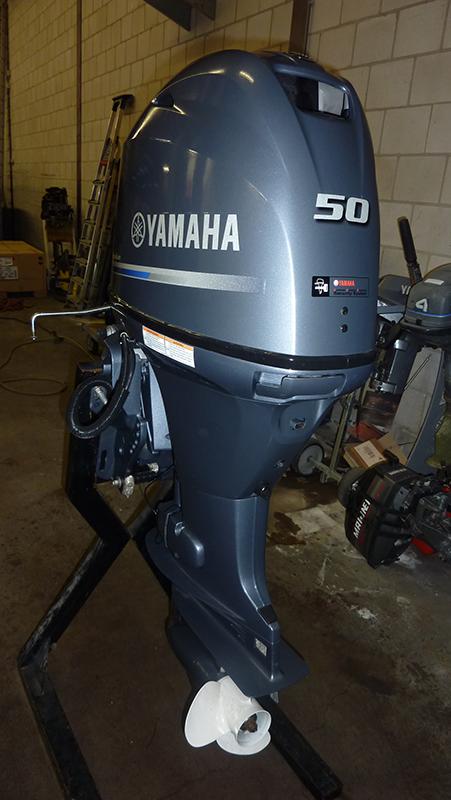 Yamaha F50 HETL