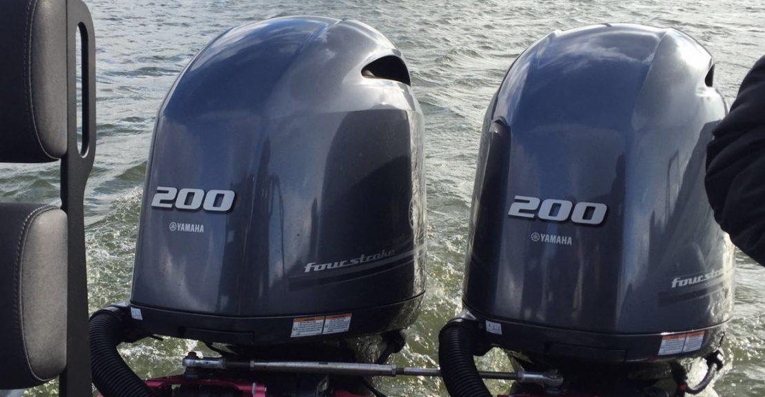 Twinset Yamaha F200G/FL200G